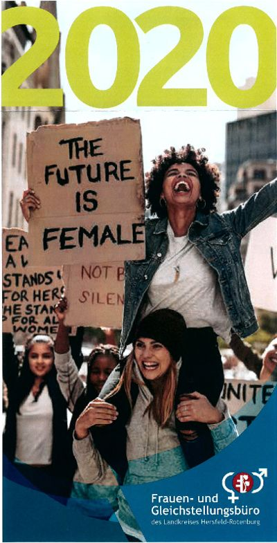 The future ist female